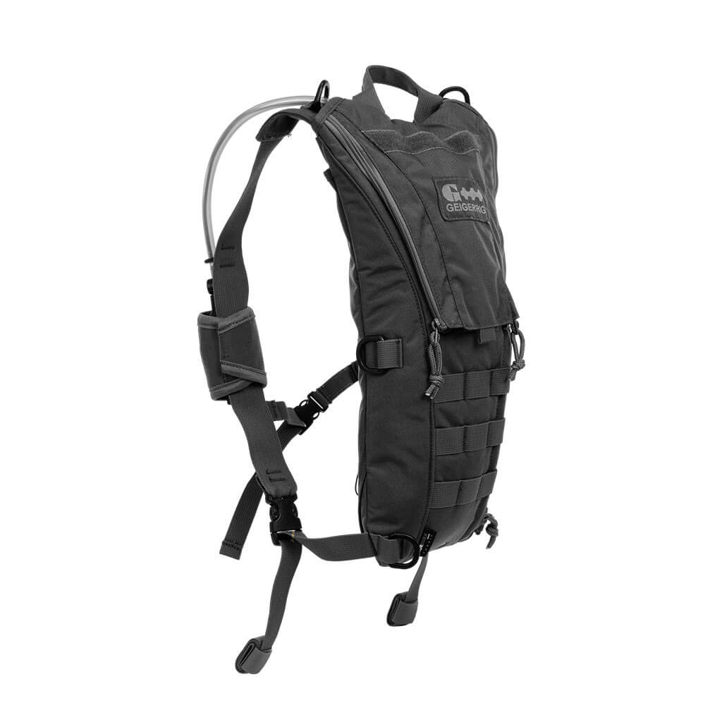 Tactical Rigger Pressurized Hydrdation Pack Geigerrig